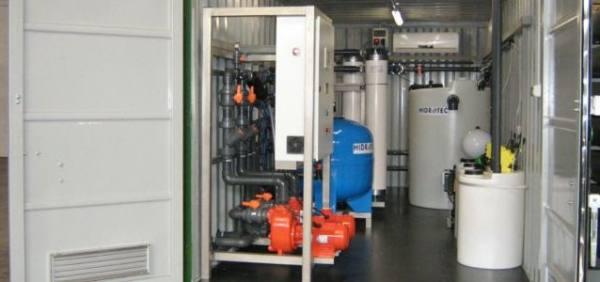 HIDROTEC, technologie innovante en traitement d'eaux et spécialiste en procédés de dessalement