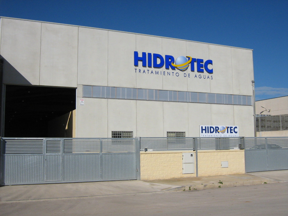 Hidrotec, innovative water treatment company